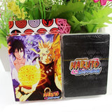 Free Gift Naruto Poker Cards - Anime Print House