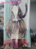 Date a Live Towel | Kurumi Cat Bath & Beach Towel