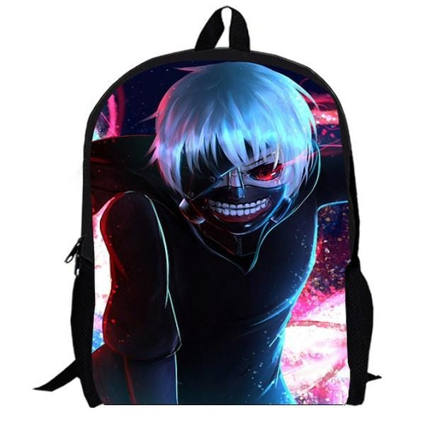 Tokyo Ghoul Anime Backpack | 9 designs - B - Anime Print House