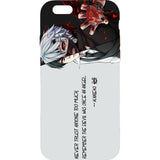 Tokyo Ghoul Phone Case for iPhone & Galaxy |  Kaneki Ken Quoted Phone Cases