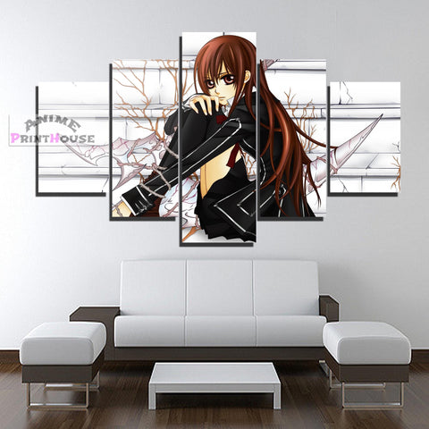 Vampire Knight Yuki Canvas Prints | 1 to 5 Pieces