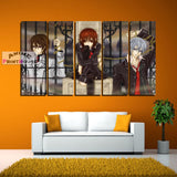 Vampire Knight Main Characters Canvas Prints | 1 to 5 Pieces