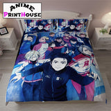Yuri on Ice Bedding Set, Covers & Blnket | Over 30 Designs