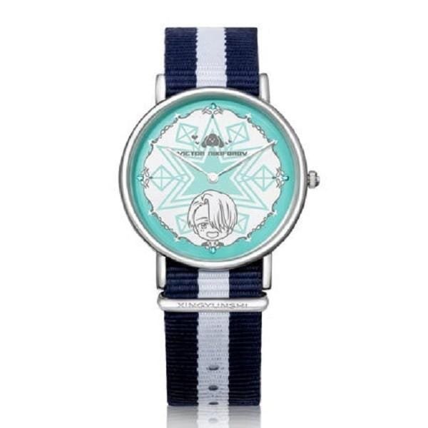 Yuri on Ice Waterproof Classic Quartz Watch