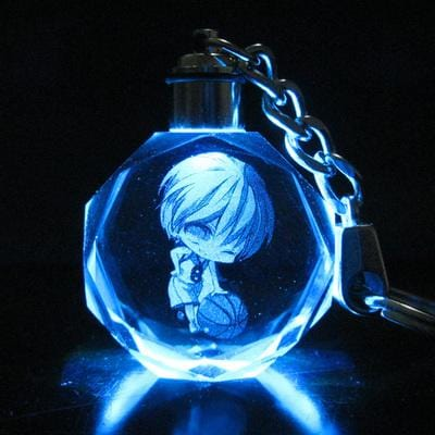 Kuroko No Basket LED Keychain Collection with Gift Box
