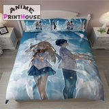 Your Lie in April Blanket, Bedding Set, Bed Sheets | A1