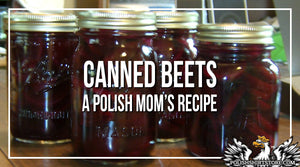 Photo Of Canned Beets - How Do You Can Beets