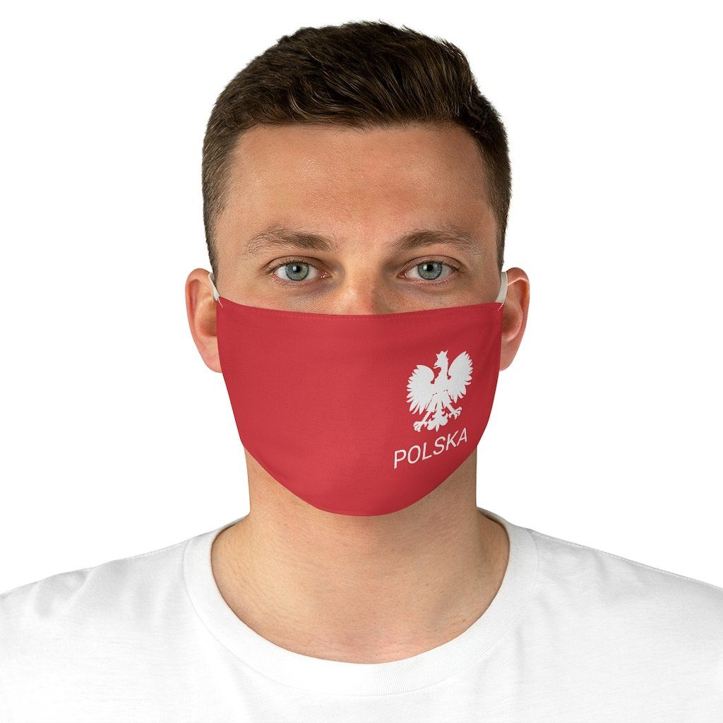 Polska Fabric Face Mask - One size - Polish Shirt Store