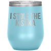 Who Stole The Kishka - I Stole The Kishka - Light Blue - Polish Shirt Store