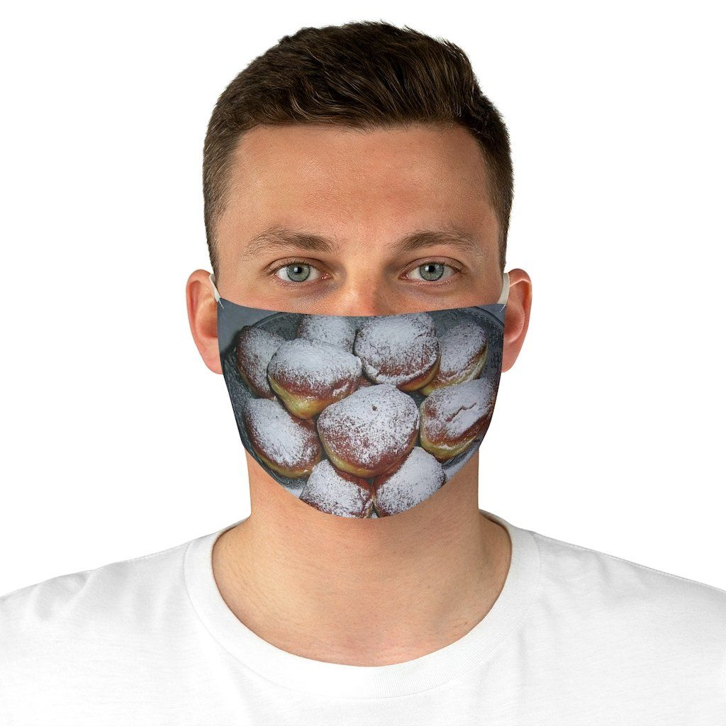 Paczki Fabric Face Mask - One size - Polish Shirt Store