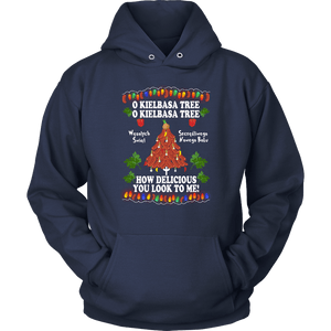 O Kielbasa Tree How Delicious You Look To Me -  - Polish Shirt Store
