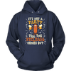 It's Not A Party Till The Kielbasa Comes Out Shirt - Unisex Hoodie / Navy / S - Polish Shirt Store