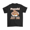 Pączki You Know Can't Eat Just One - Gildan Mens T-Shirt / Black / S - Polish Shirt Store