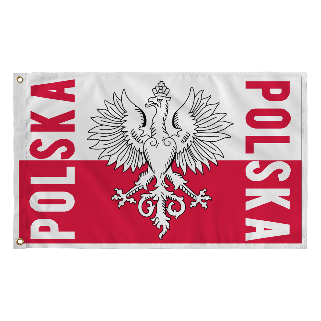 polish coat of arms flag u2013 polish shirt store