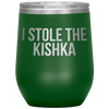 Who Stole The Kishka - I Stole The Kishka - Green - Polish Shirt Store