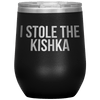 Who Stole The Kishka - I Stole The Kishka - Black - Polish Shirt Store