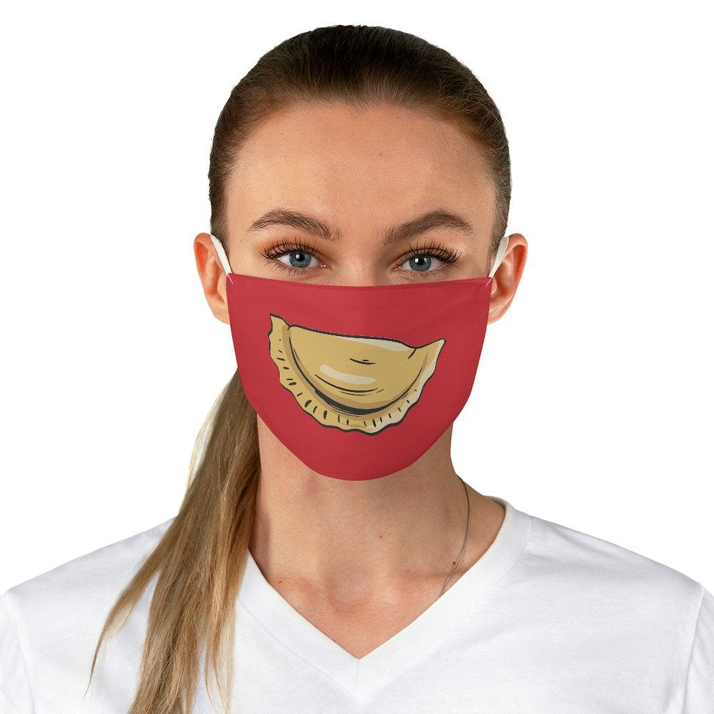 Pierogi Fabric Face Mask - One size - Polish Shirt Store