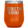 Who Stole The Kishka - I Stole The Kishka - Orange - Polish Shirt Store