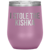 Who Stole The Kishka - I Stole The Kishka - Light Purple - Polish Shirt Store