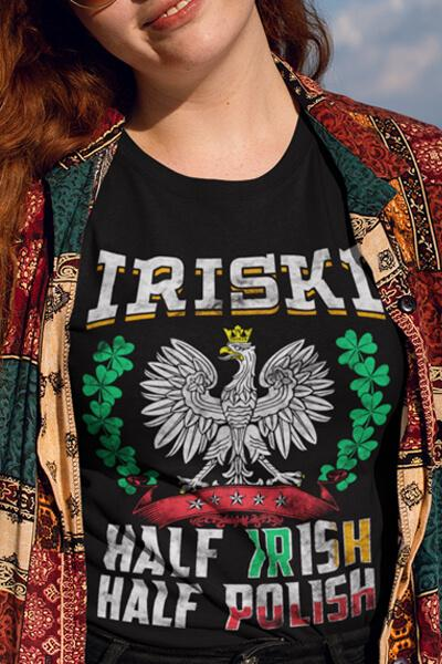 IRISKI Polish Irish Mix -  - Polish Shirt Store