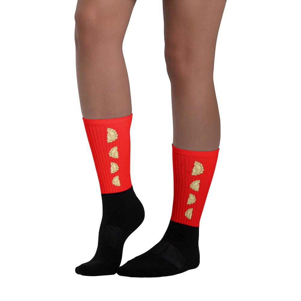 Pierogi Socks - M - Polish Shirt Store