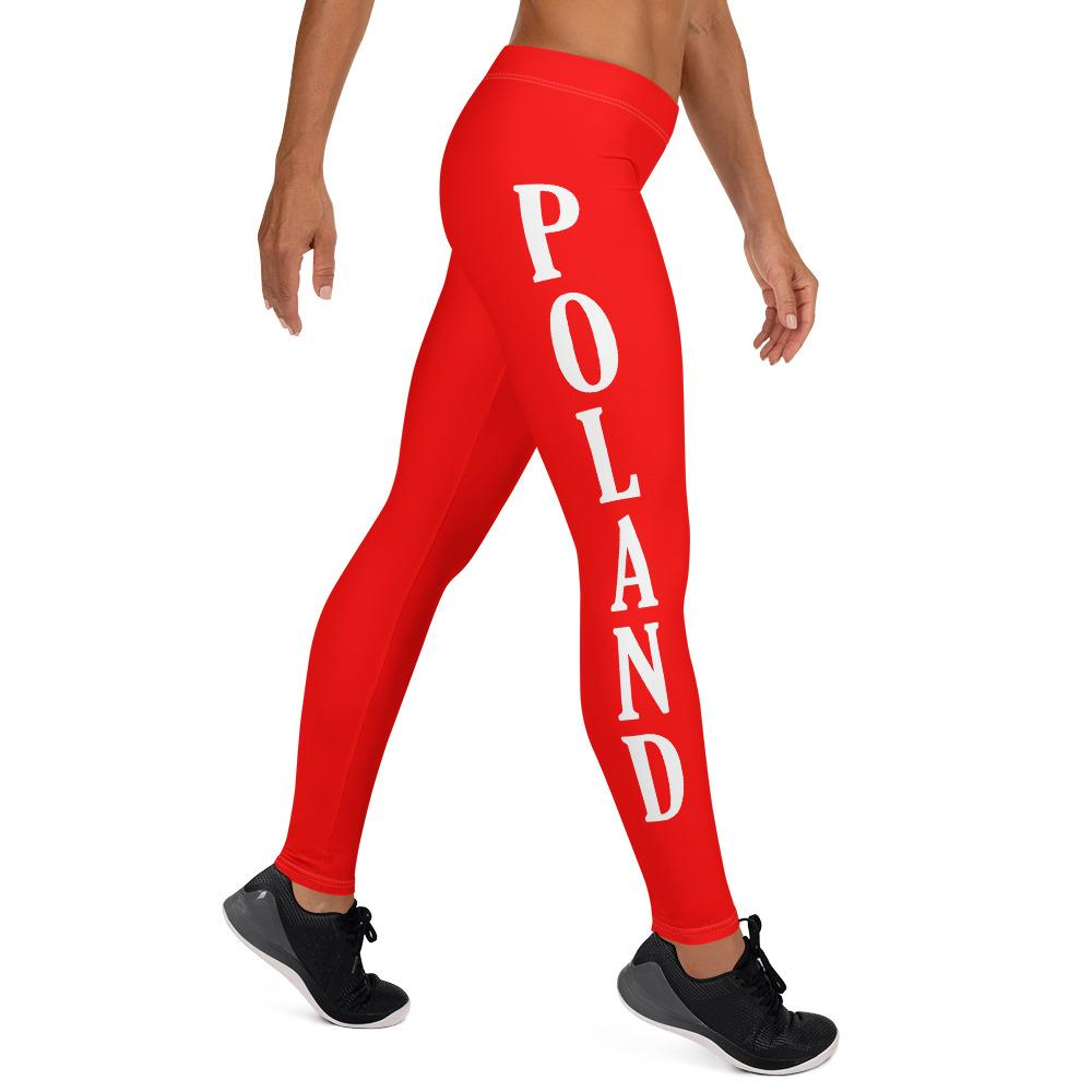 Women's Poland Leggings -  - Polish Shirt Store