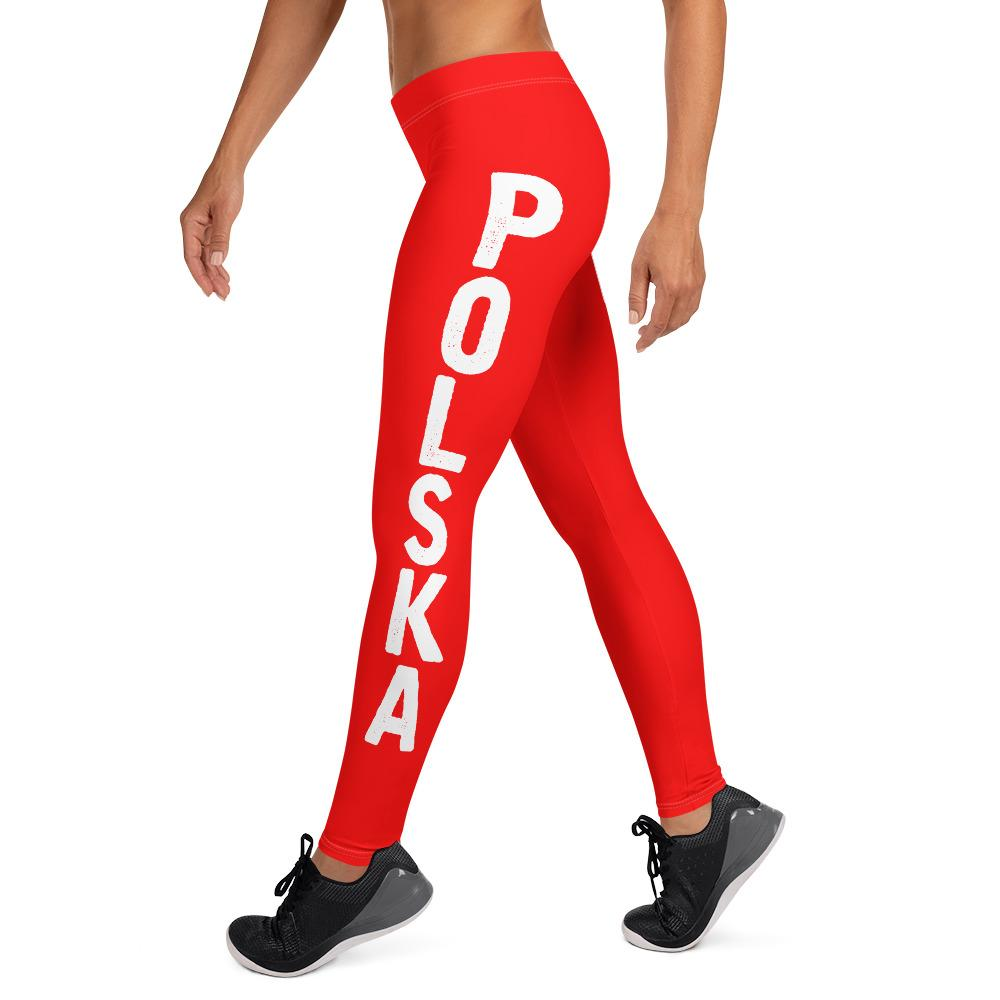 Polska Leggings - Dyngus Day Leggings -  - Polish Shirt Store