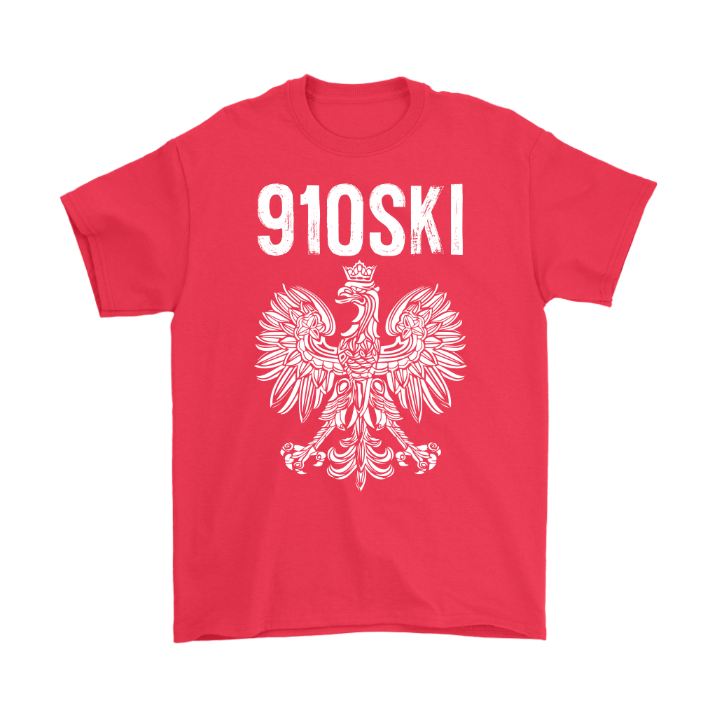 910SKI North Carolina Polish Pride - Polish Shirt Store
