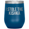 Who Stole The Kishka - I Stole The Kishka - Blue - Polish Shirt Store