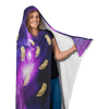 Pierogi In Space Hooded Blanket -  - Polish Shirt Store