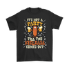 It's Not A Party Till The Kielbasa Comes Out Shirt - Gildan Mens T-Shirt / Black / S - Polish Shirt Store