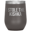 Who Stole The Kishka - I Stole The Kishka - Pewter - Polish Shirt Store