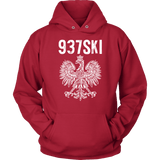 Newark Ohio - 937 Area Code - Polish Pride - Polish Shirt Store