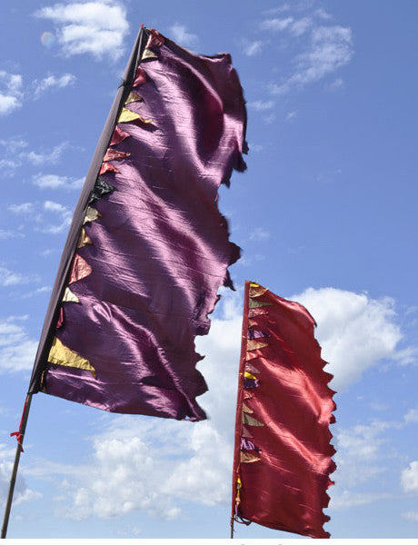 Tall Flags