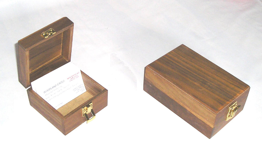 Business card boxes hampels woodland products business card boxes colourmoves