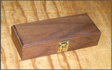 "Solid-Top Knife Cases--Large (13"" L to 20"" L)--2 3/8"" Tall"