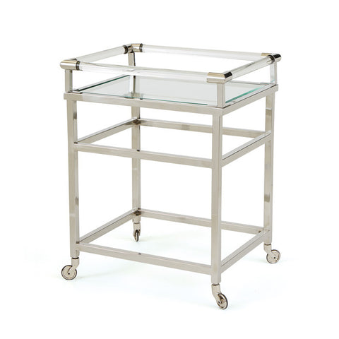 Centennial Bar Cart - Bar Wheels Serving Carts
