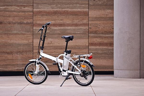Explorer Foldable eBike