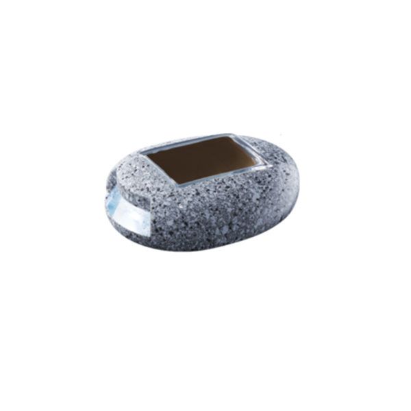 Cricket - Solar Pebble Garden Light