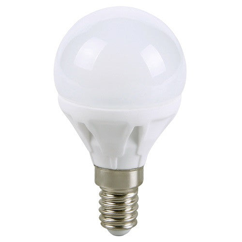 E14 Miniglobe 4 Watt LED Lamp