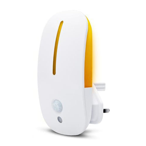 Motion Nightlight Motion Sensor Light - No Batteries, Auto Darkness Sensor
