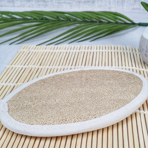 All-natural Loofah Exfoliating Sponge