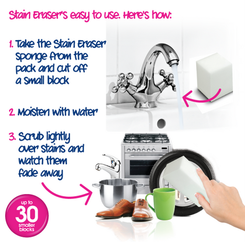 Natural Stain Eraser