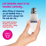 LED Bio Bulb B22 - Daylight