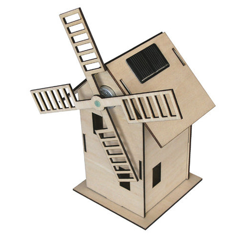 Solar Music Box - Model Eco Toy