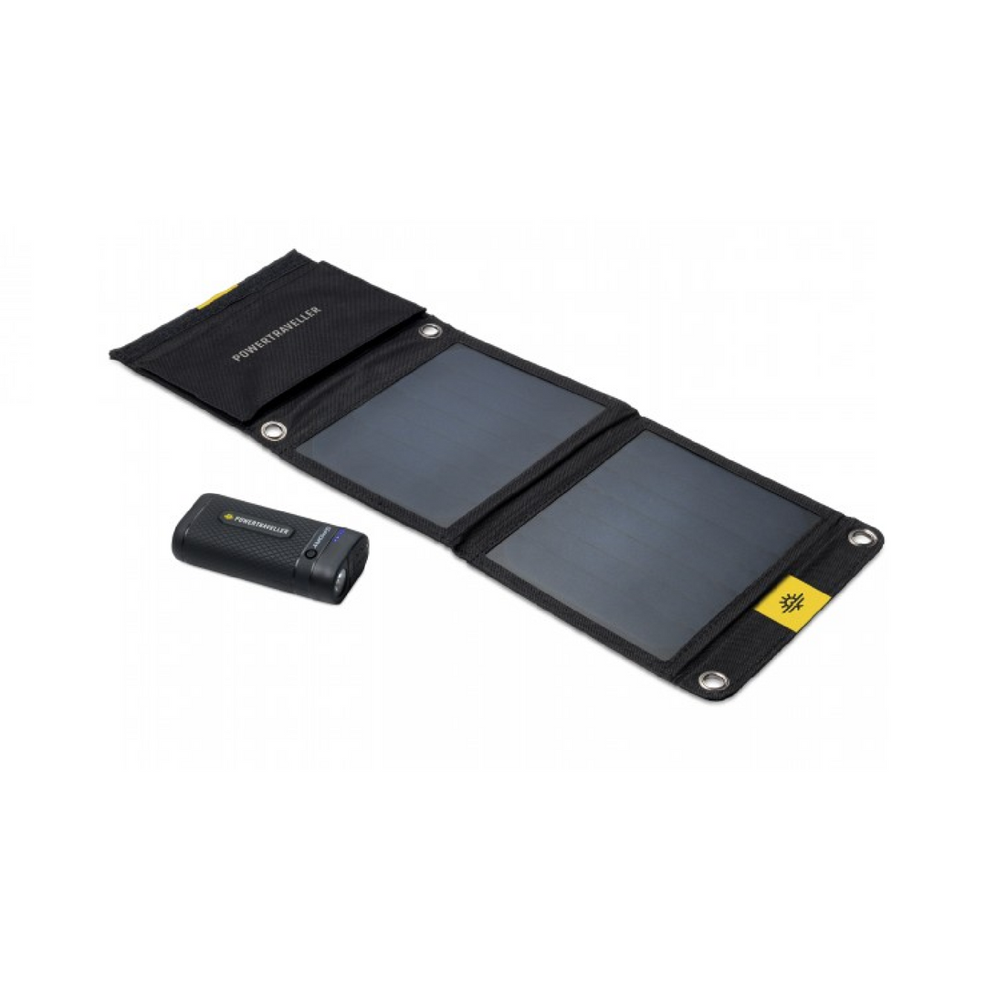 Sport 25 Solar Kit - Power Pack & Solar Kit