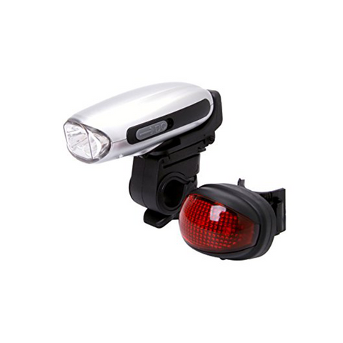 Blackbird - Rechargeable Crank LED Flashlight