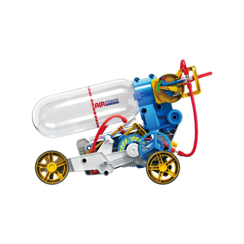 Aircar - Compressed Air Toy
