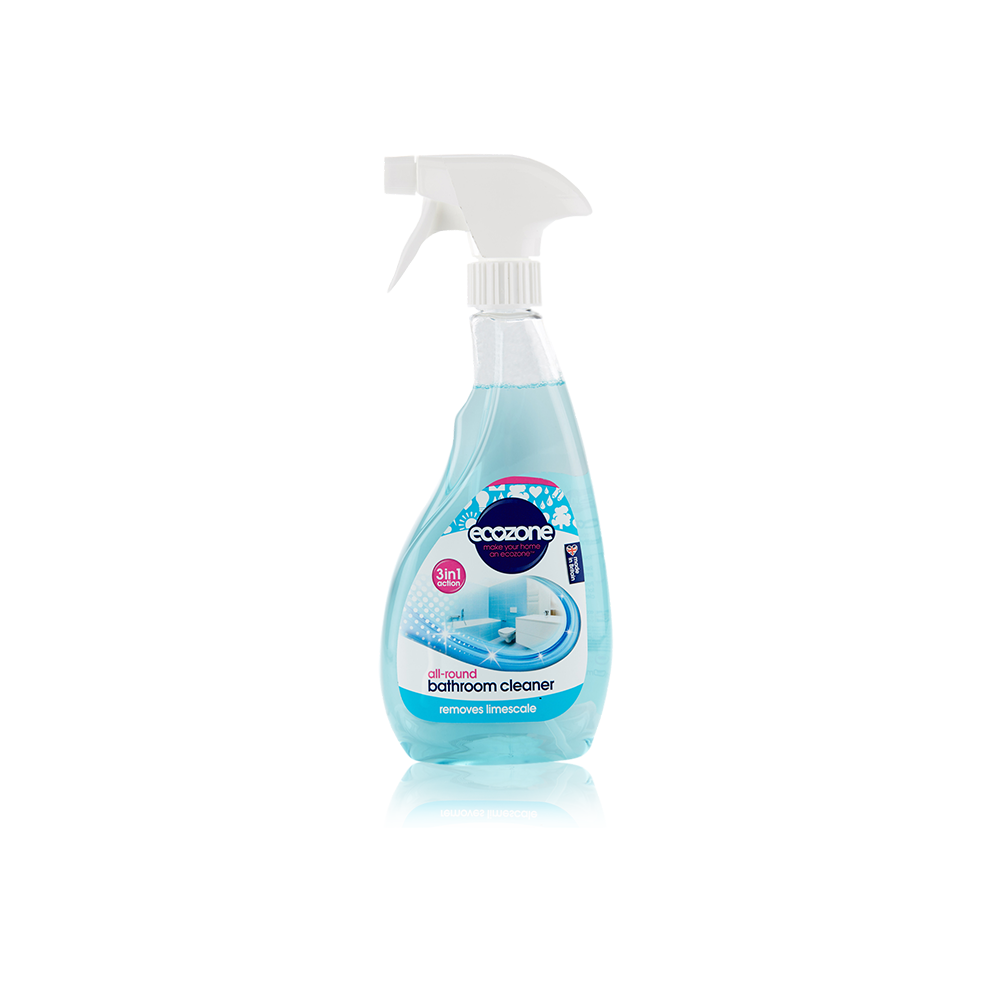 Organic Bathroom Cleaner 3 in 1