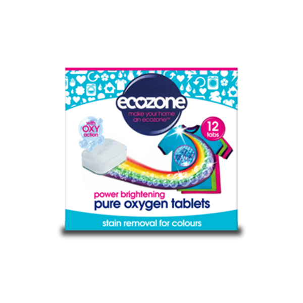 Pure Oxygen Brightener Tabs (12)
